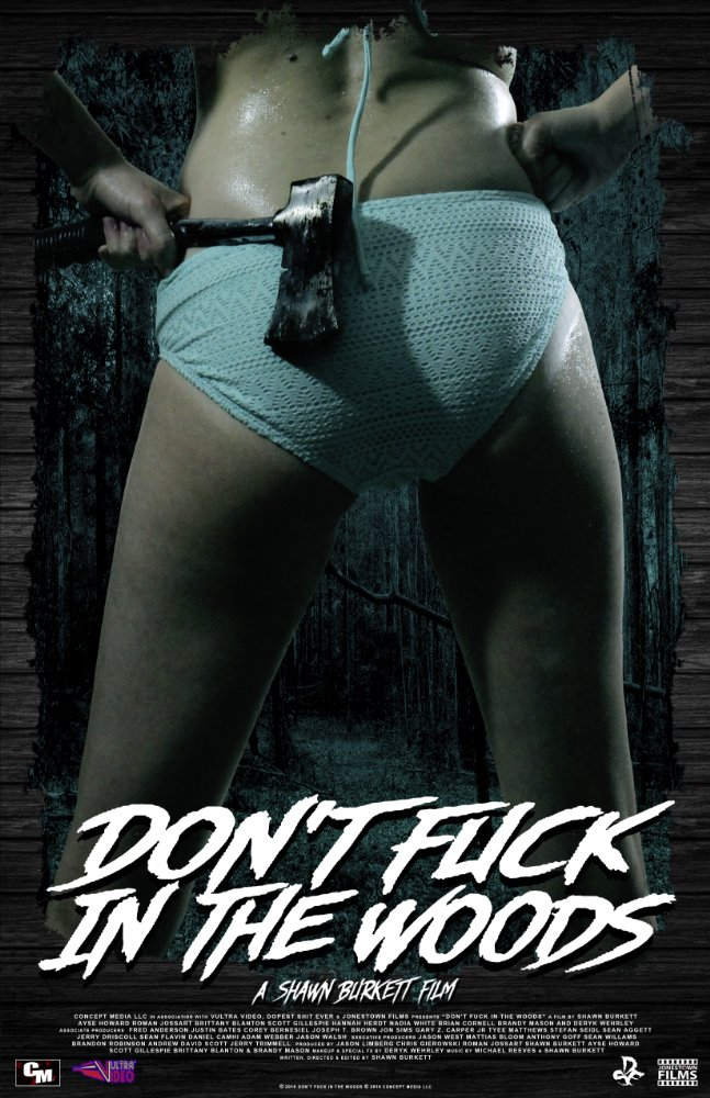 Watch Movie Don't Fuck in the Woods