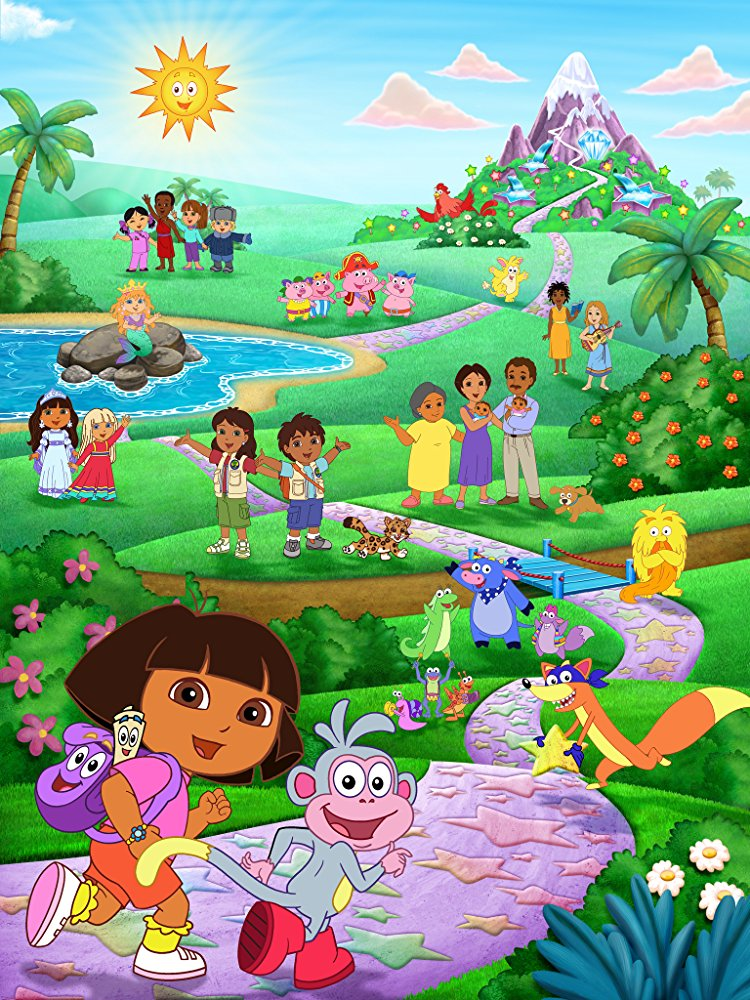 Watch Movie Dora the Explorer - Season 3