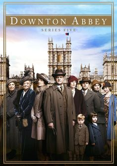 Watch Movie Downton Abbey - Season 5