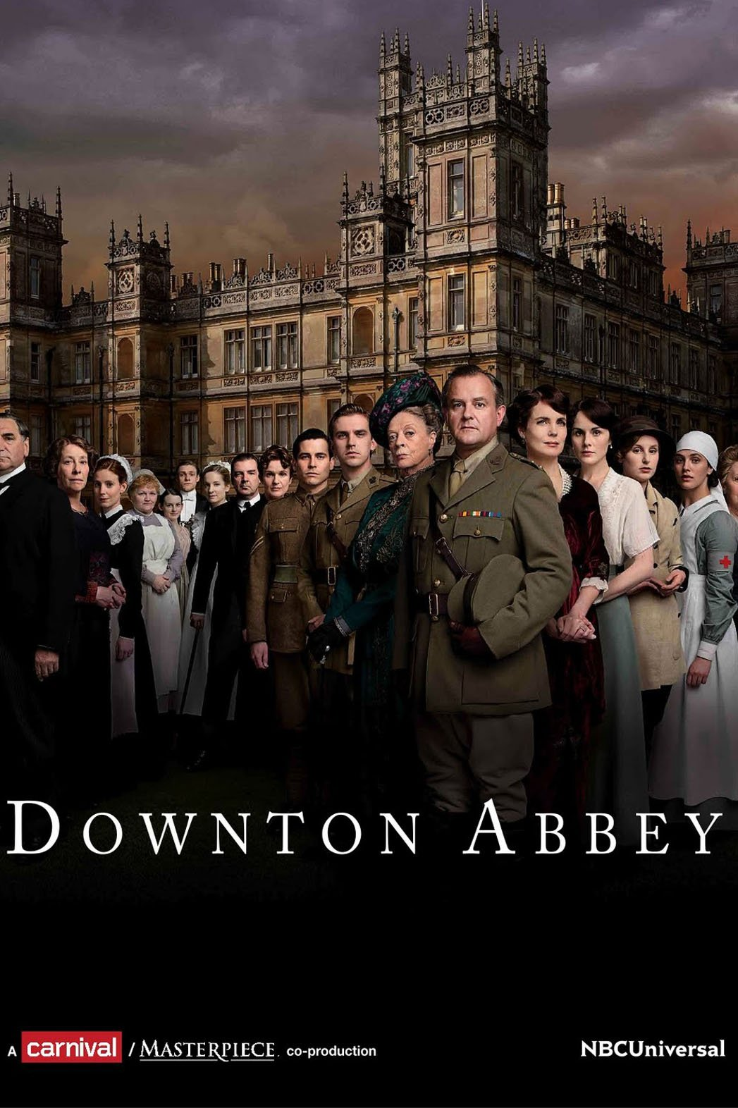 Watch Movie Downton Abbey - Season 6