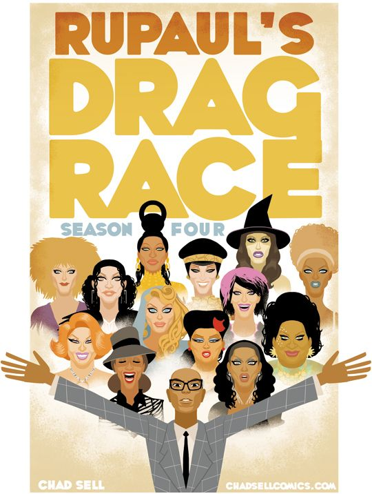 Watch Movie Drag Race - Season 2