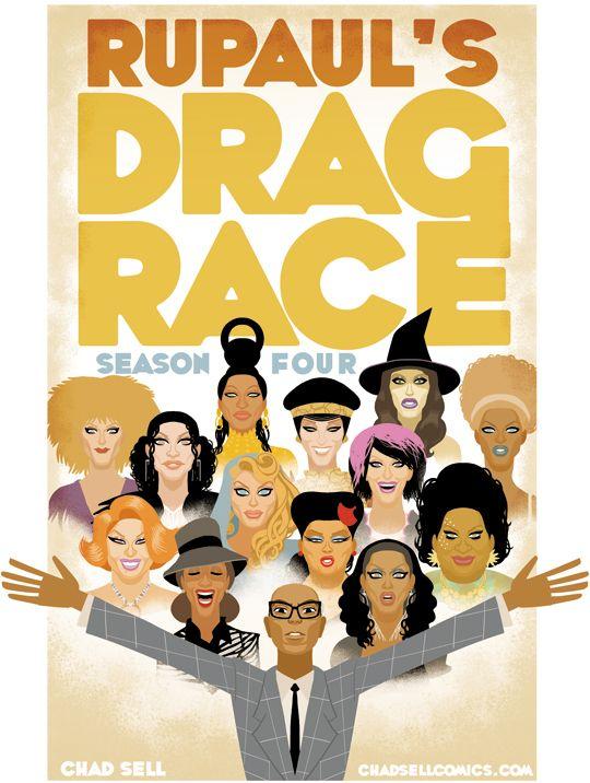 Watch Movie Drag Race - Season 6