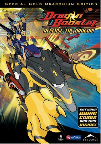 Watch Movie Dragon Booster - Season 1