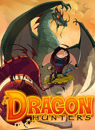 Watch Movie Dragon Hunters - Season 1