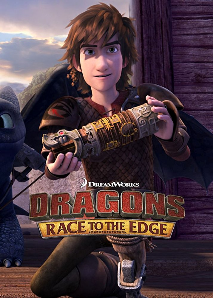 Watch Movie Dragons - Riders of Berk - Season 8