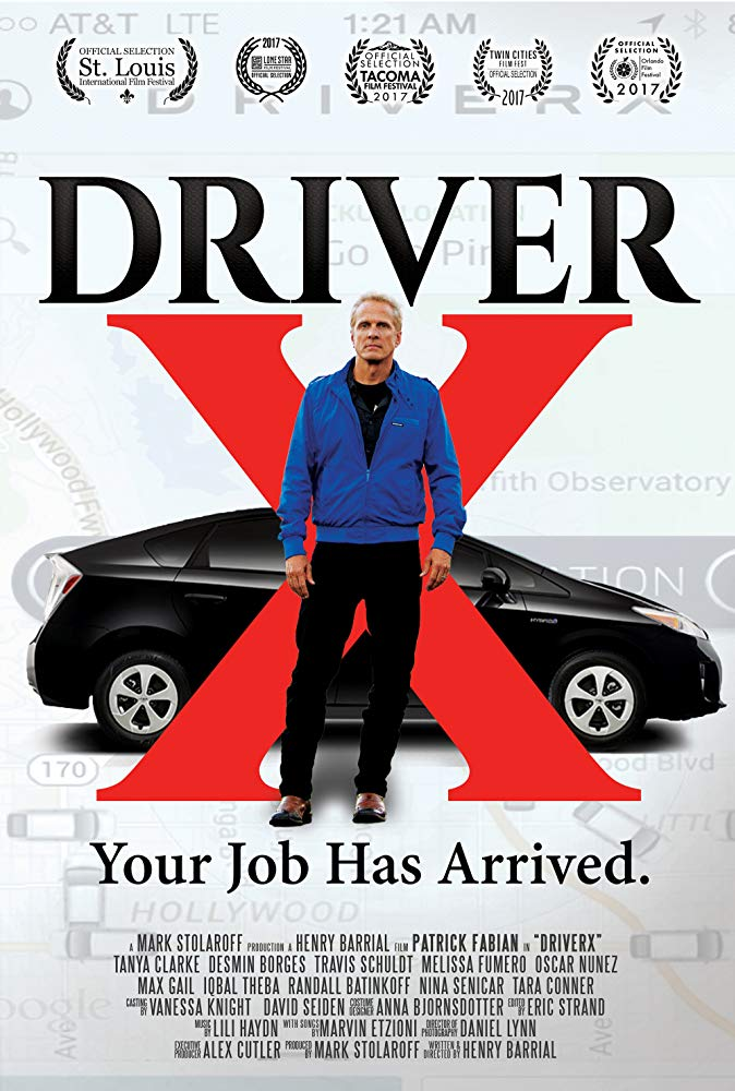 Watch Movie DriverX