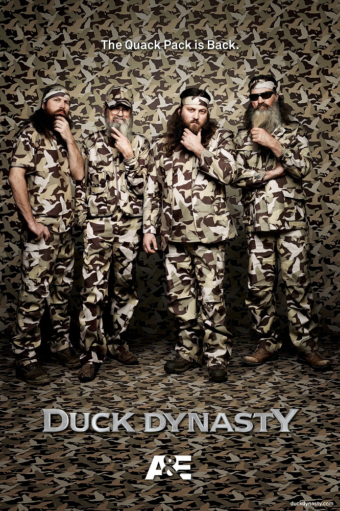 Watch Movie Duck Dynasty - Season 3