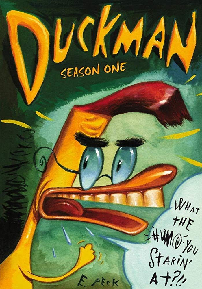 Watch Movie Duckman: Private Dick/Family Man - Season 1