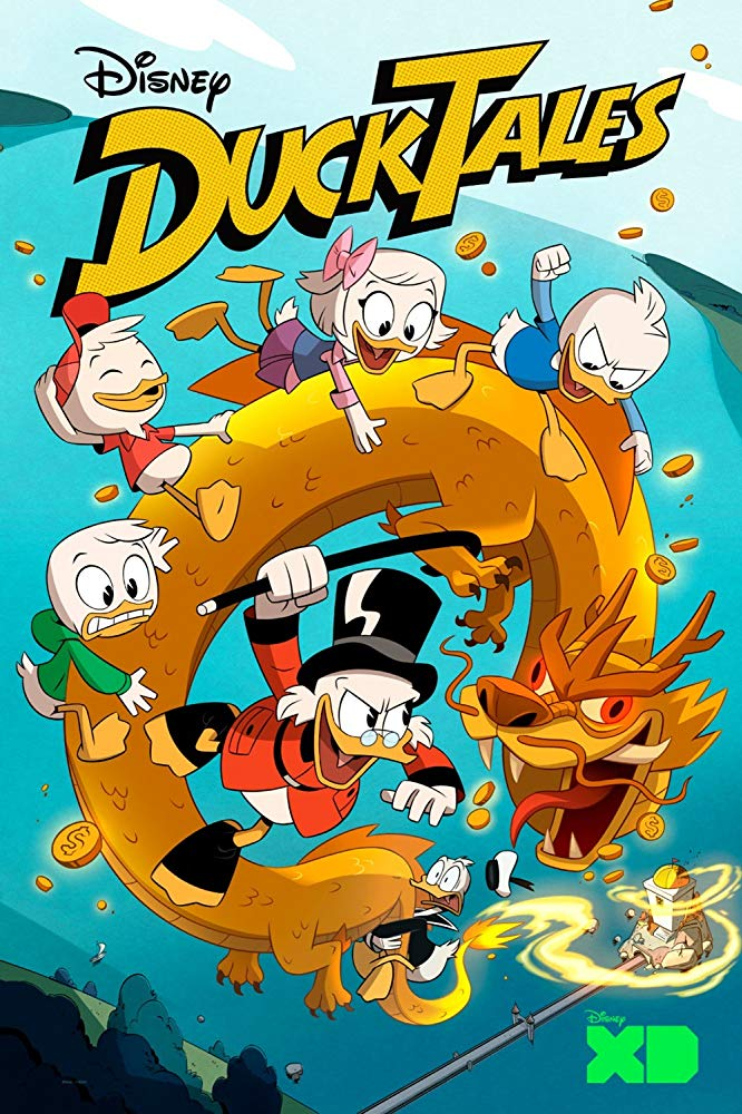 Watch Movie DuckTales (2017) - Season 2