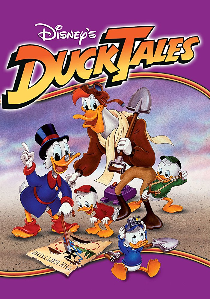 Watch Movie DuckTales - Season 4