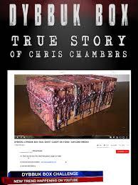 Watch Movie Dybbuk Box: The Story of Chris Chambers