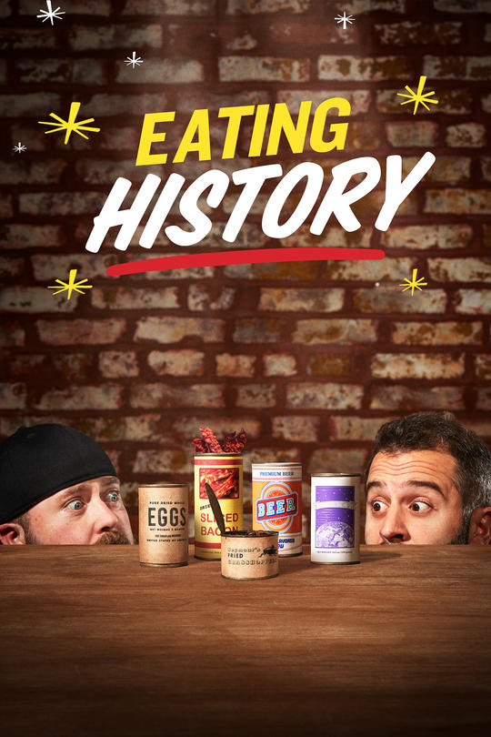Watch Movie Eating History - Season 1