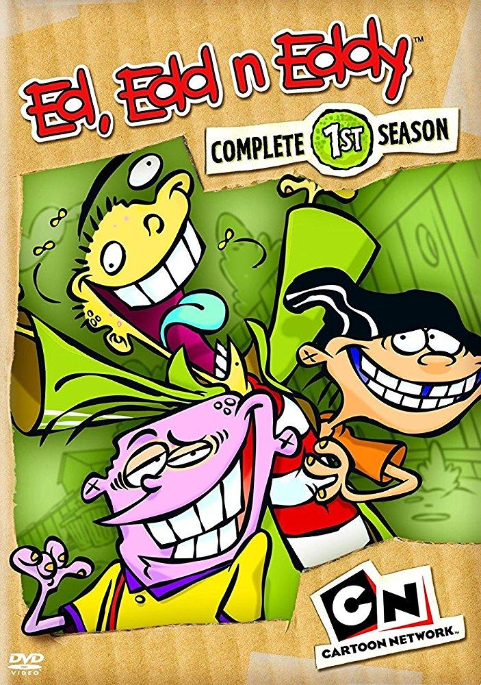 Watch Movie Ed, Edd et Eddy - Season 4