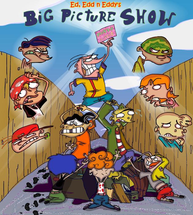 Watch Movie Ed, Edd n Eddy's Big Picture Show
