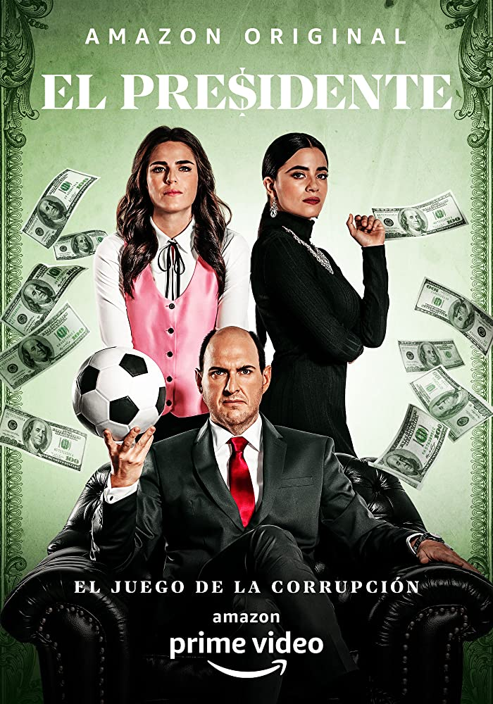 Watch Movie El Presidente - Season 1