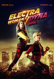 Watch Movie Electra Woman Dyna Girl