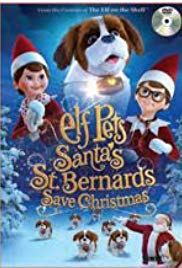 Watch Movie Elf Pets: Santa's St. Bernards Save Christmas