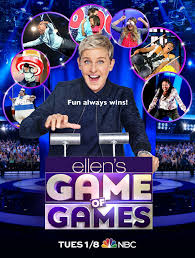 Watch Movie Ellen's Game Of Games - Season 1