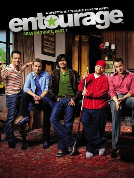 Watch Movie Entourage - Season 3