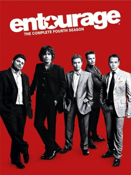 Watch Movie Entourage - Season 4