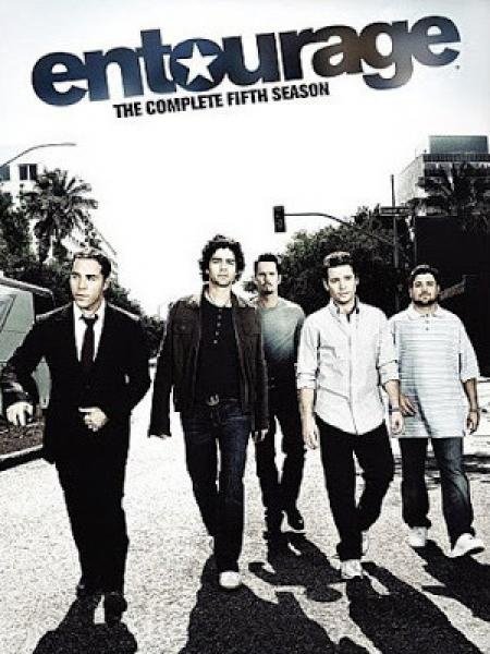 Watch Movie Entourage - Season 5