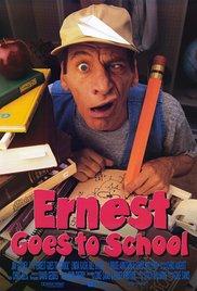 Watch Movie Ernest Goes to School