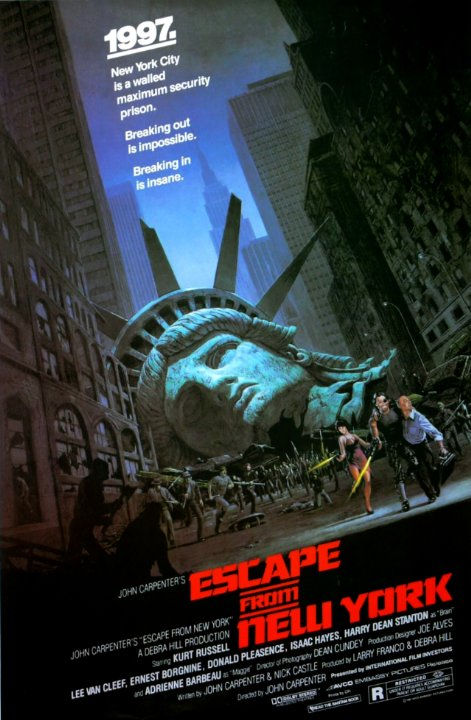 Watch Movie Escape from New York