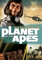 Watch Movie Escape From The Planet Of The Apes
