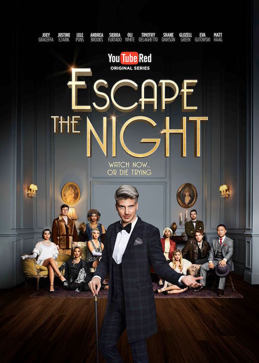 Watch Movie Escape the Night - Season 2
