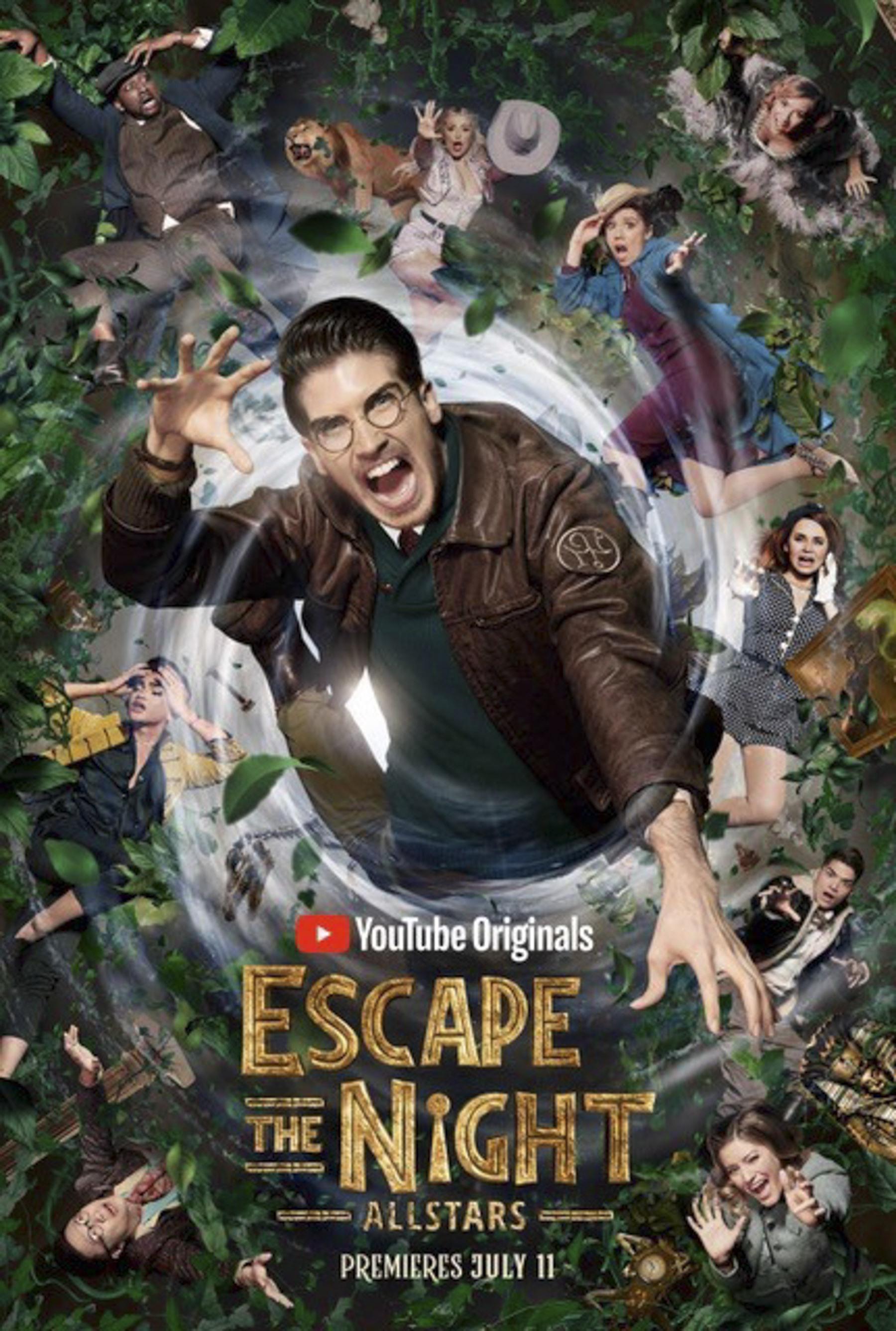 Watch Movie Escape the Night - Season 4