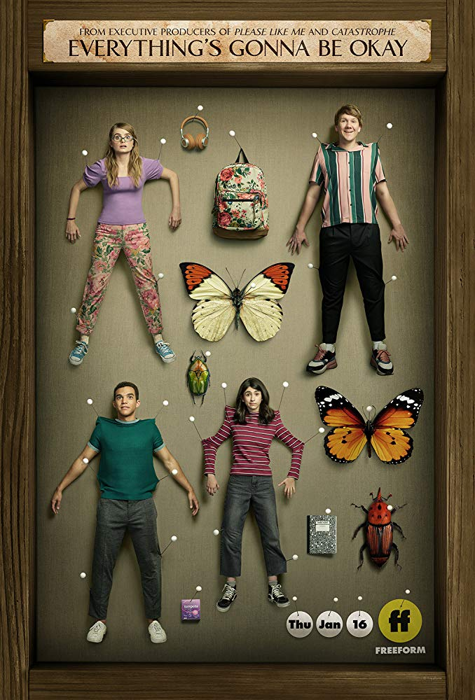 Watch Movie Everything's Gonna Be Okay - Season 1