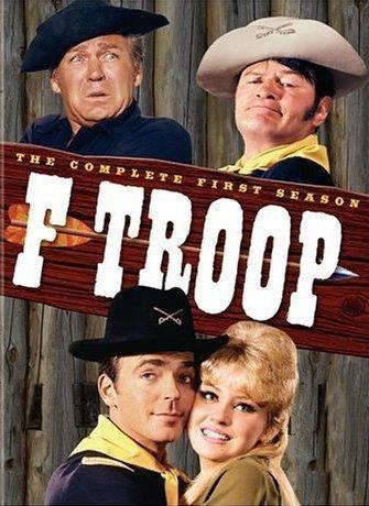 Watch Movie  F Troop - Season 1