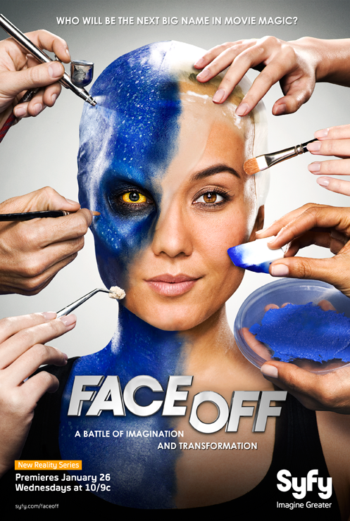 Watch Movie Face Off - Season 2