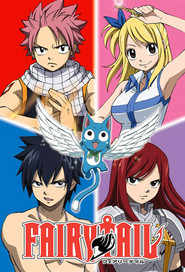 Watch Movie Fairy Tail Season 1 (English Audio)