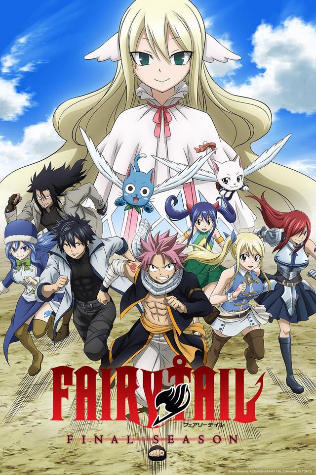 Watch Movie Fairy Tail - Season 8
