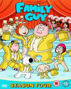 Watch Movie Family Guy - Season 4