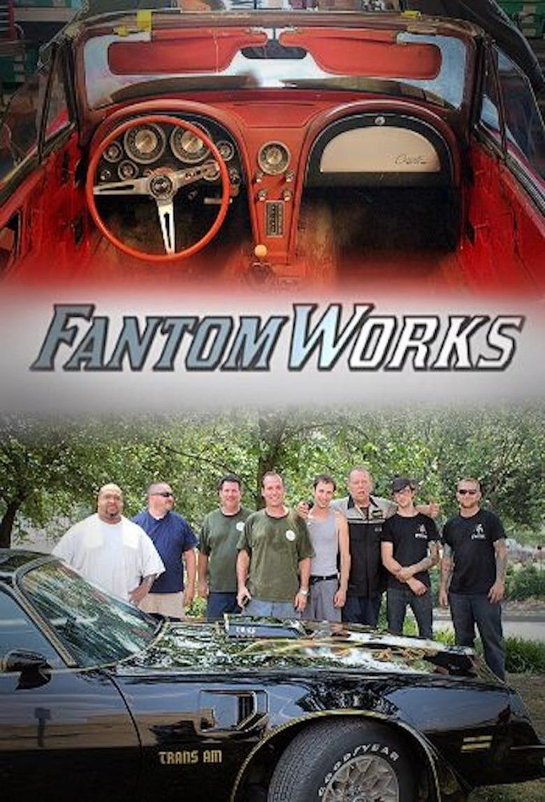 Watch Movie FantomWorks - Season 1