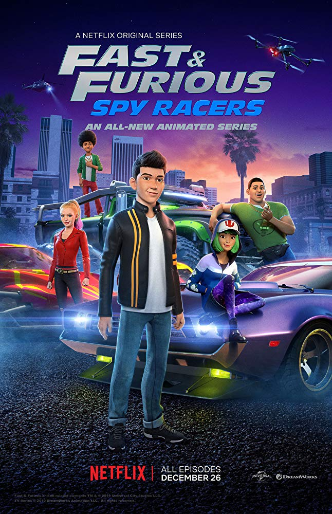 Watch Movie Fast & Furious: Spy Racers - Season 3