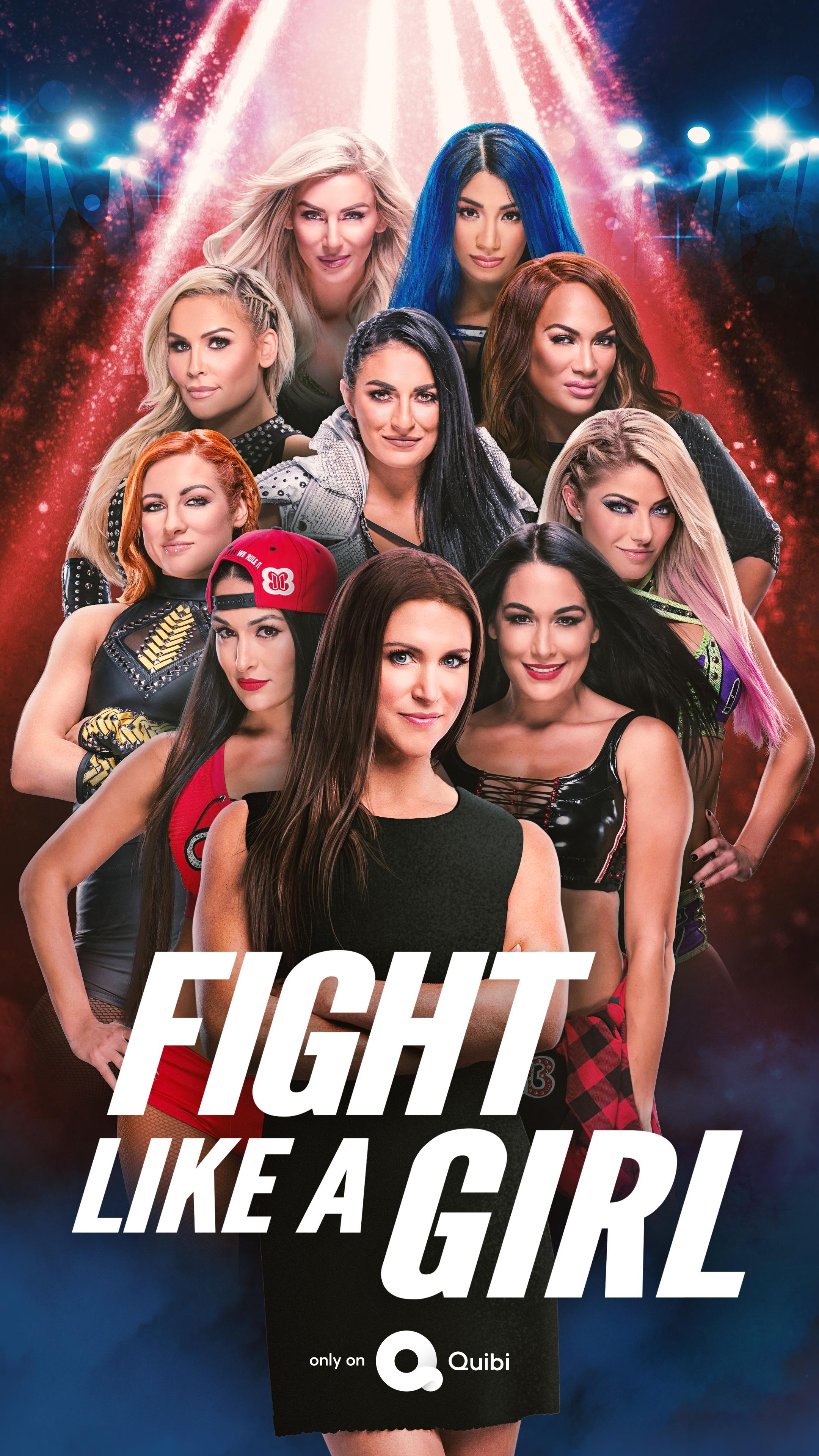 Watch Movie Fight Like a Girl - Season 1