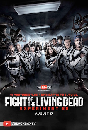 Watch Movie Fight of the Living Dead: Experiment 88 - Season 1