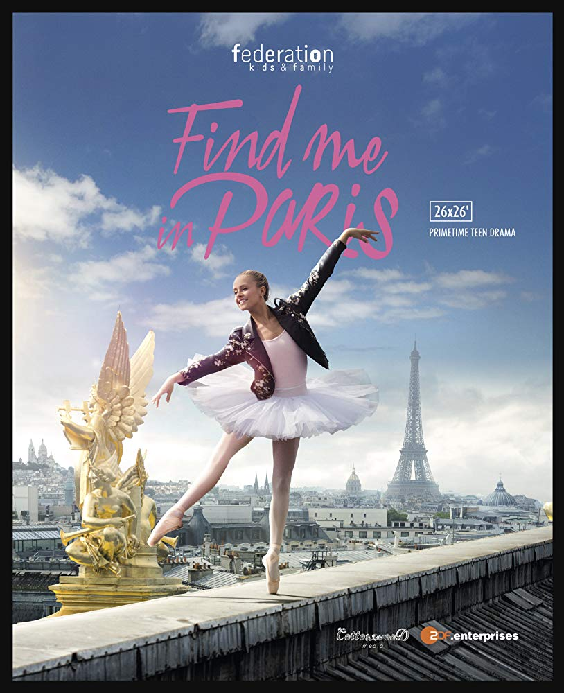 Watch Movie Find Me in Paris - Season 2