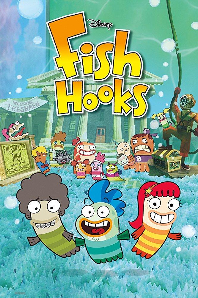 Watch Movie Fish Hooks - Season 2