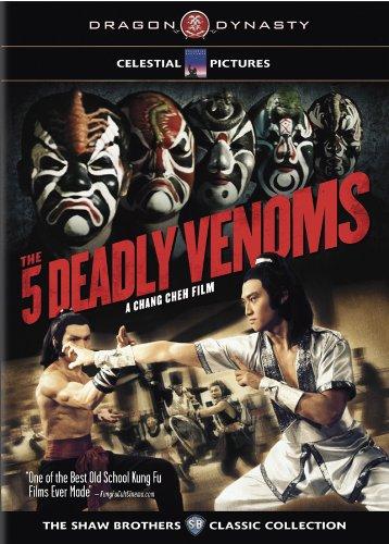 Watch Movie Five Deadly Venoms