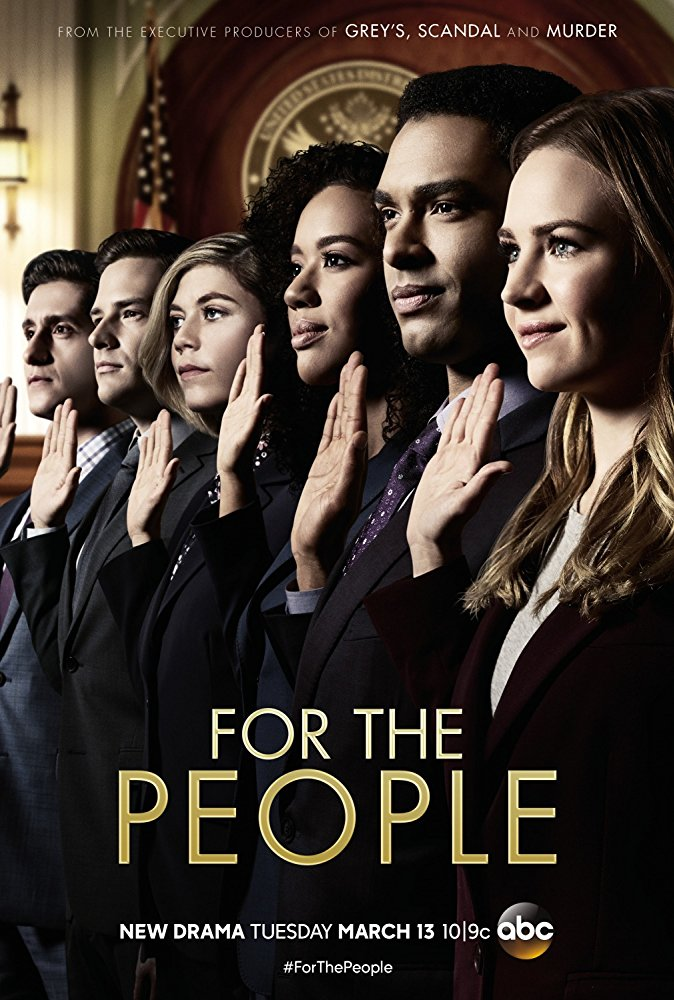 Watch Movie For the People - Season 2