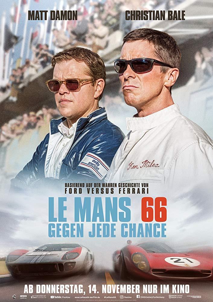 Watch Movie Ford v Ferrari