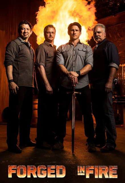 Watch Movie Forged in Fire - Season 1