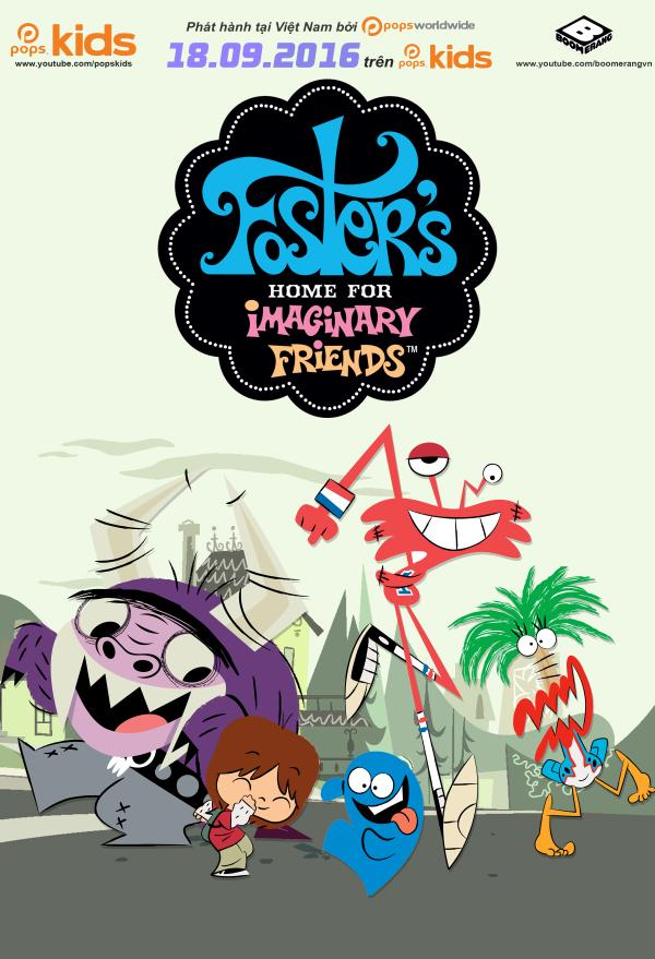 Watch Movie Foster's Home for Imaginary Friends - Season 1