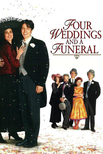 Watch Movie Four Weddings and a Funeral