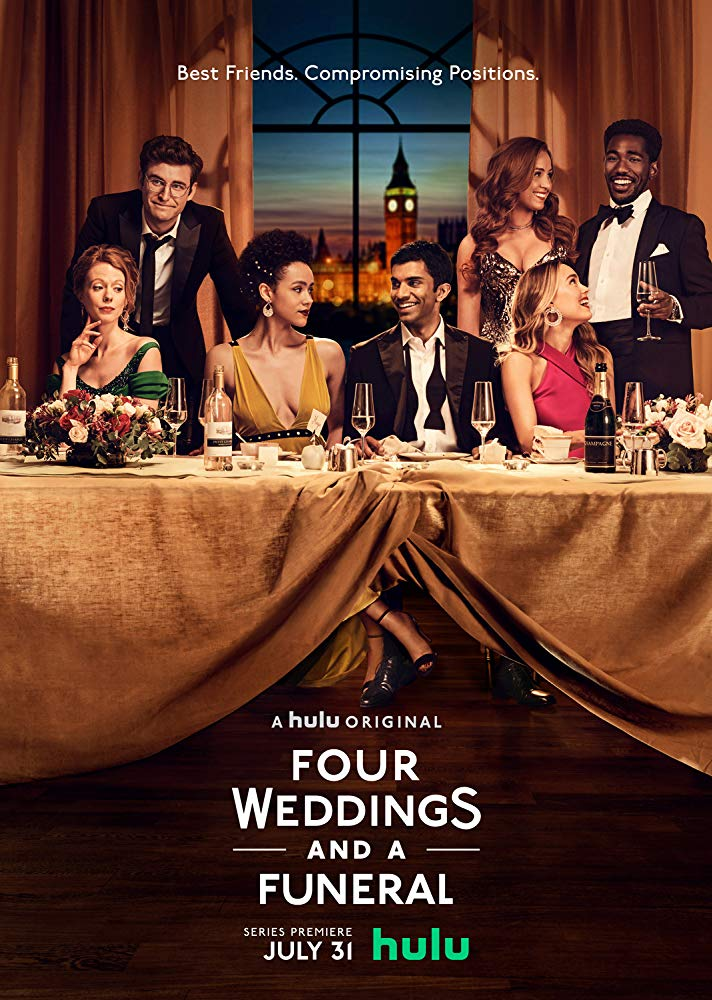 Watch Movie Four Weddings and a Funeral - Season 1