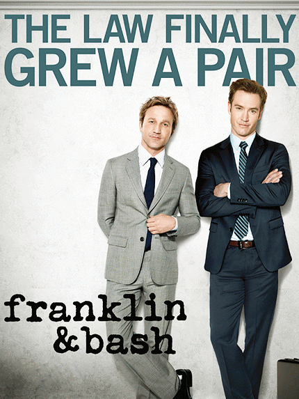 Watch Movie Franklin and Bash - Season 3